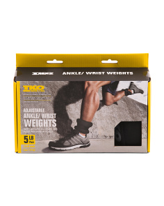 5lb Ankle Wrist Weights Set