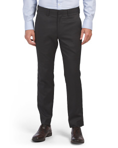 Serge Slim Fit Comfort Stretch Dress Pants