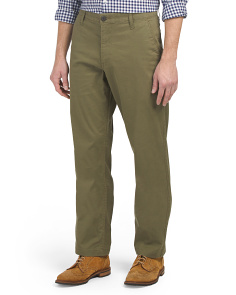 Pacific On The Go Khakis