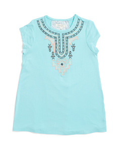 Little Girls Necklace Top