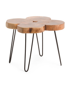 Made In India Wood Coffee Table