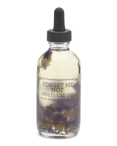 4oz Forget Me Not Flowers Multi-use Oil