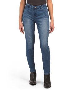 Petite Skinny Ankle Jeans