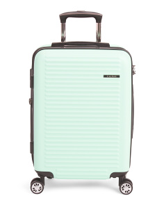 20in Tustin Expandable Spinner Carry-on