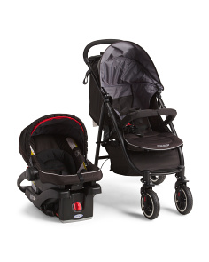 Aire4 Xt Travel System With Snugride 35 Car Seat