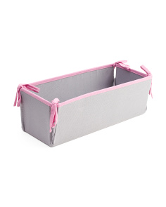 Canvas Diaper Caddy