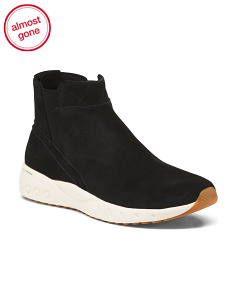Comfort Suede Fashion Sneakers