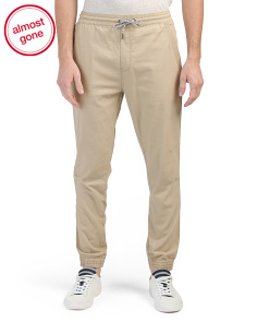 Coolidge Ripstop Basic Joggers