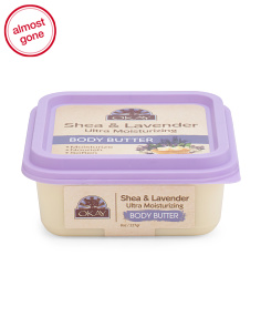 Lavender African Shea Butter
