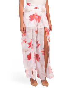 Juniors Australian Designed Floral Pants