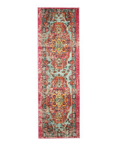 Made In Turkey 2x8 Bohemian Look Runner
