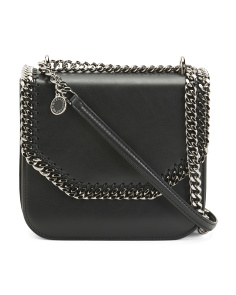 Made In Italy Medium Falabella Shoulder Bag