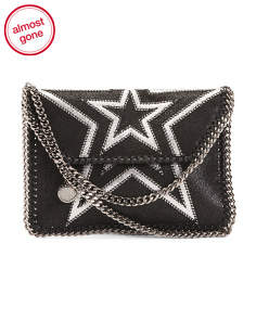 Made In Italy Star Mini Crossbody