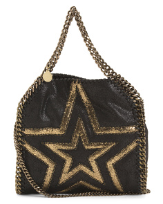 Made In Italy Gradient Star Falabella Tote