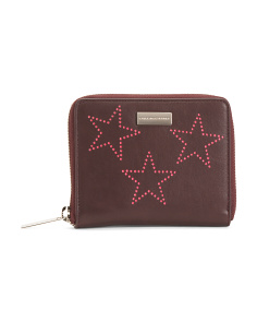 Made In Italy Stars Wallet