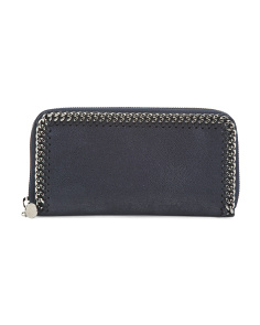 Made In Italy  Falabella Continental Wallet