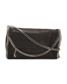 Made In Italy Mini Falabella Shoulder Bag