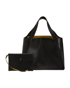 Made In Italy Tote