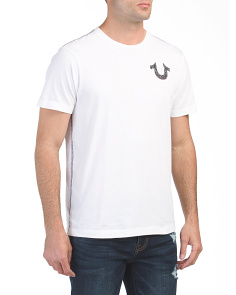 Shoestring Horseshoe Tee