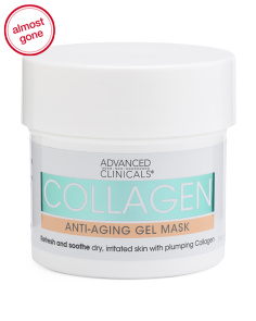 5oz Collagen Face Mask