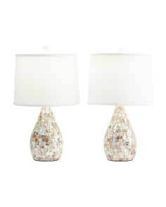 Set Of 2 Lauralie Table Lamps