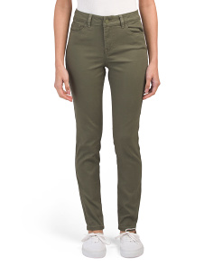Juniors Super High Rise Skinny Pants