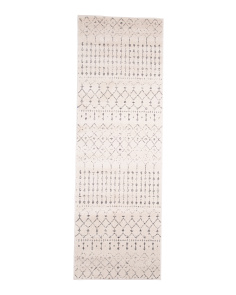 Made In Turkey Moroccan Trellis Runner