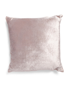 Made In India 26x26 Luxury Pillow