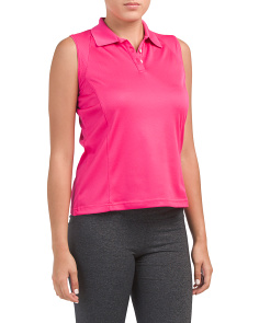 Golf Brooke Sleeveless Polo