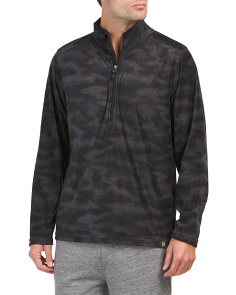 Fairmont Fleece Pullover Top