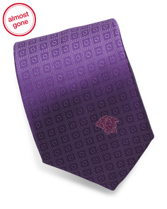 Made In Italy Silk Tie