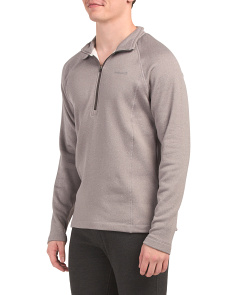 Mogul Fleece Heavyweight Base Layer Top