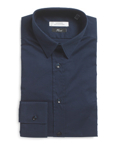 Men's Luxury Woven Shirt