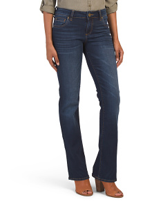 High Rise Boot Cut Flare Jeans