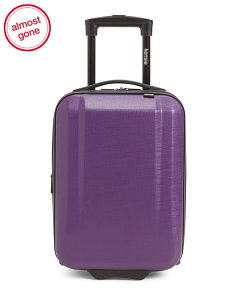 17in Underseater Hardside Spinner Carry-on