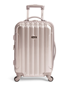 20in Expandable Hardside Spinner Carry-on