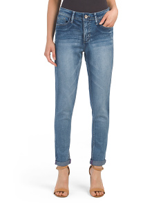 Nolita Rolled Ankle Skinny Jeans