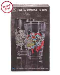 Color Changing Glass