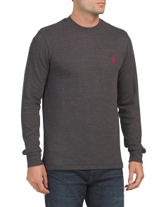 Long Sleeve Heather Thermal