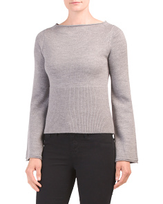 Merino Wool Jazma Sweater