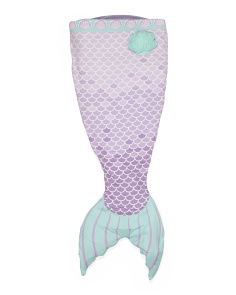 Mermaid Snuggle Tail