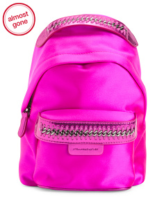 Made In Italy Falabella Go Mini Backpack