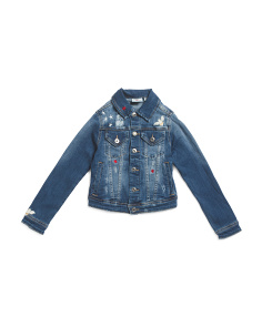 Big Girls Denim The Ella Jacket