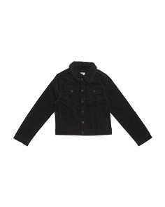 Big Boys Brody Corduroy Jacket