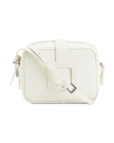 Julian Leather Crossbody