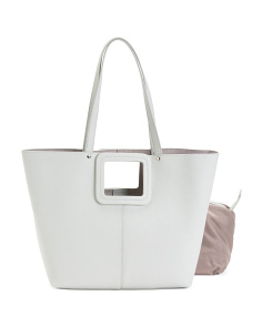Thomas Large Leather Tote