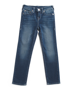 Big Boy Slim Stretch Denim Pants