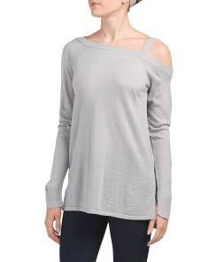Camila One Shoulder Sweater