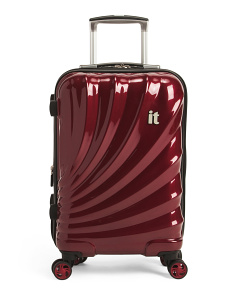 21.5in Pagoda Hardside Spinner Carry-on