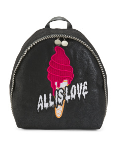 Made In Italy All Is Love Backpack